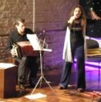 Tangono s bandoneonista